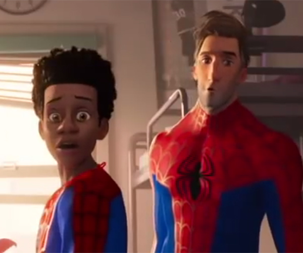 Into the Spider-Verse (Trailer 2)