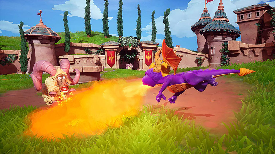 Spyro Reignited Trilogy (Trailer)