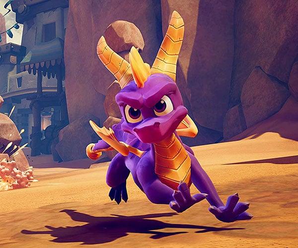 Spyro Reignited Trilogy (Trailer)