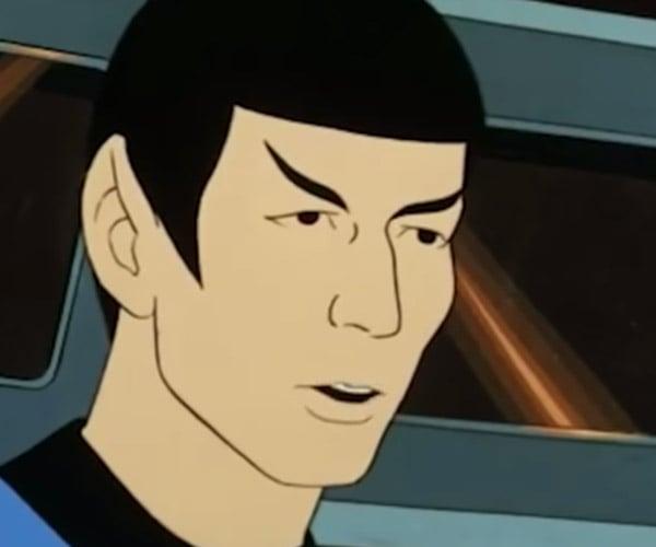 Stepasaur x Star Trek