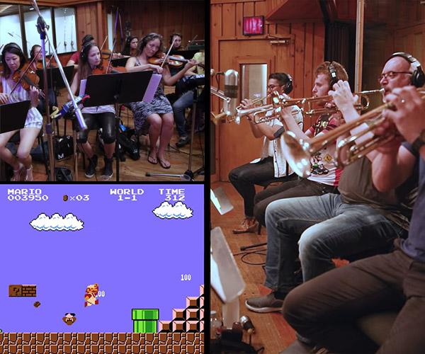 Super Mario Orchestra