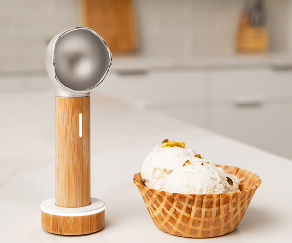 SVANKi Heated Ice Cream Scoop