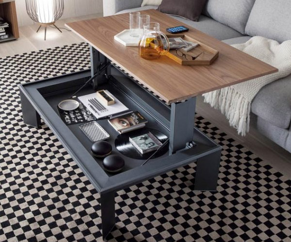 Metrino Coffee Table Desk