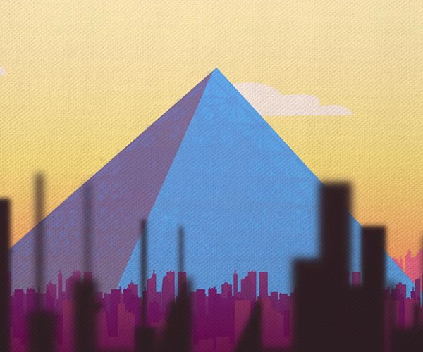The Great Pyramid of Tokyo