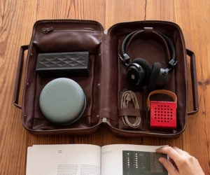 This is Ground Music Dopp Kit