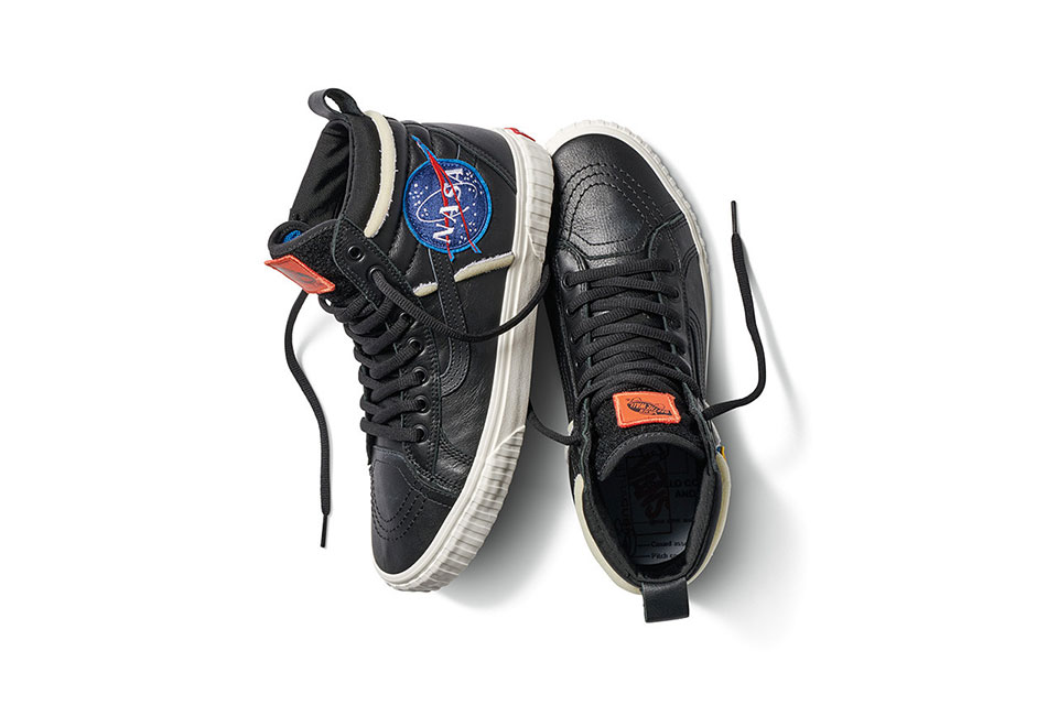 Vans x NASA Space Voyager