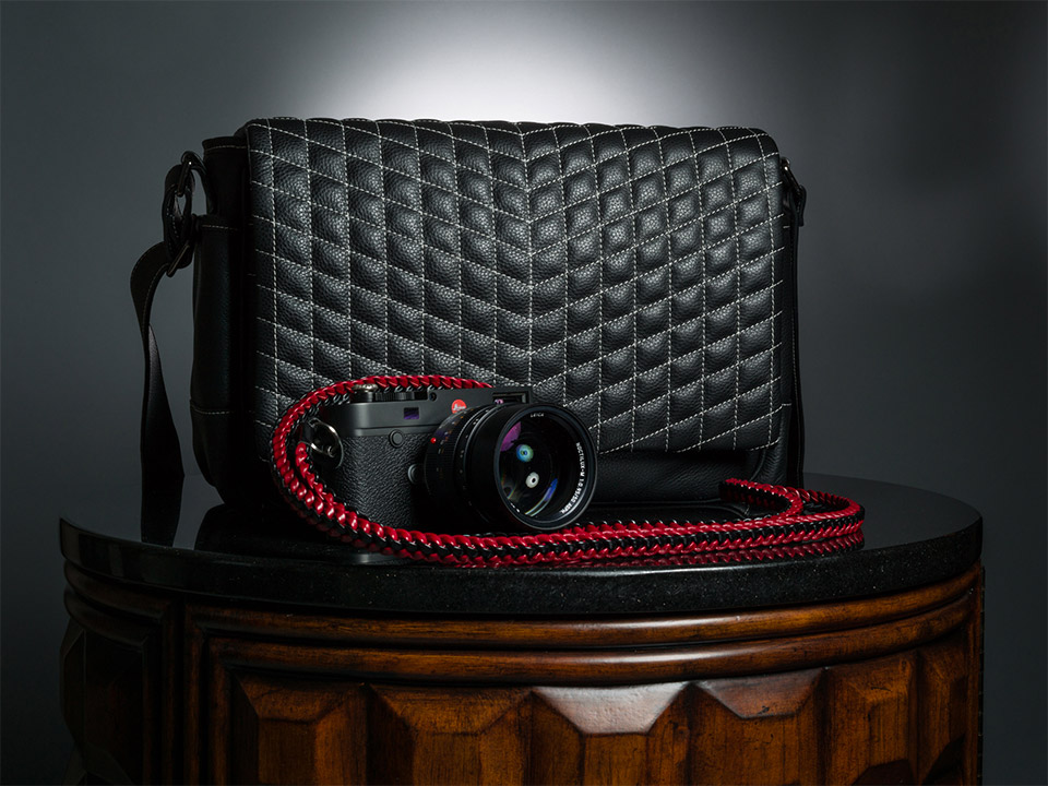 Vi Vante Makes the Most Gorgeous Camera Bags We've Ever Seen