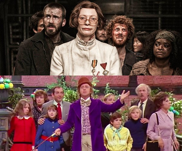 Is Snowpiercer a Willy Wonka Sequel?