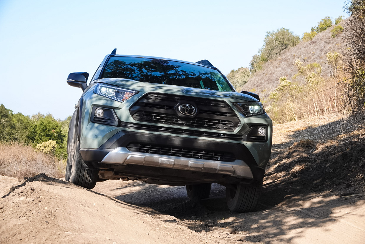 The 2019 Toyota Rav4 Is A Whole New Animal