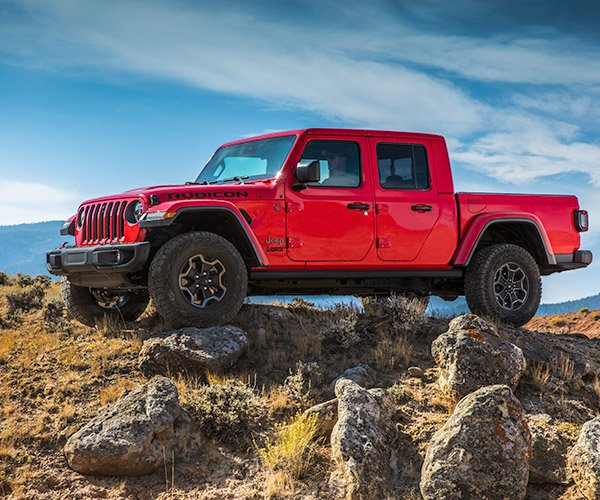 Hennessey Gave the Jeep Gladiator a 1000hp Hellcat V8