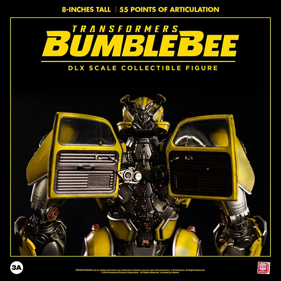 3A Toys Bumblebee Action Figure