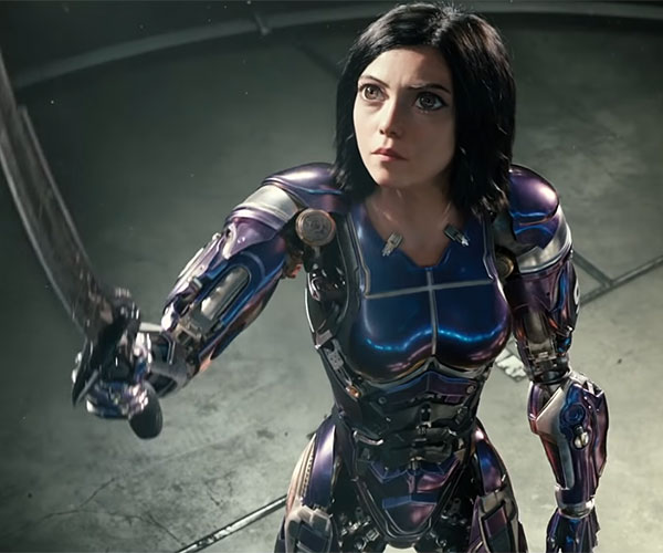 Alita: Battle Angel (Trailer 3)