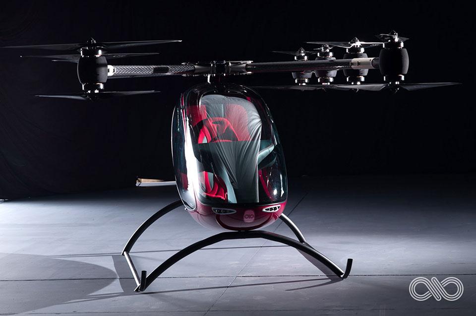 Astro Elroy Passenger Drone