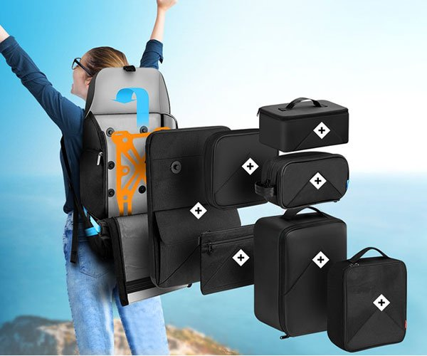 Bagsmart Xpedition Backpack