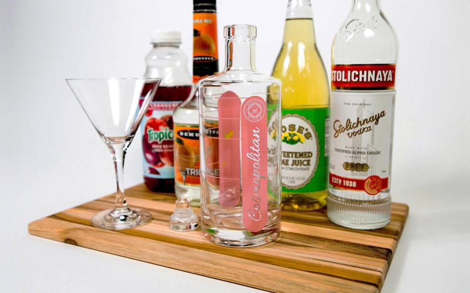 Batch Bottles