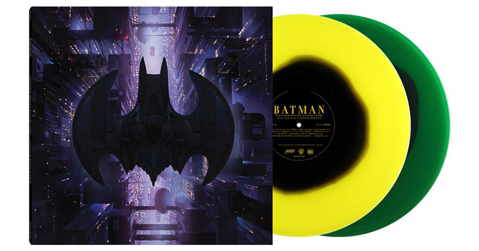 Batman OST 2XLP