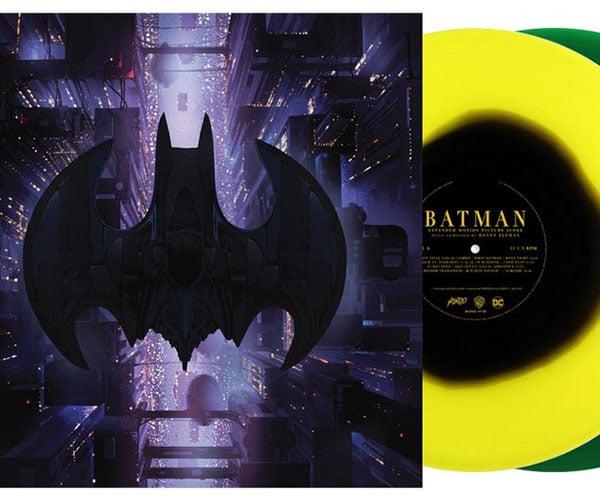 Batman OST 2XLP