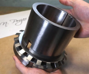 Recycling a Bearing Sleeve