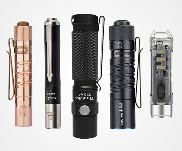 Best EDC Lights Under $50