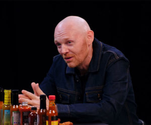 Bill Burr vs. Hot Wings