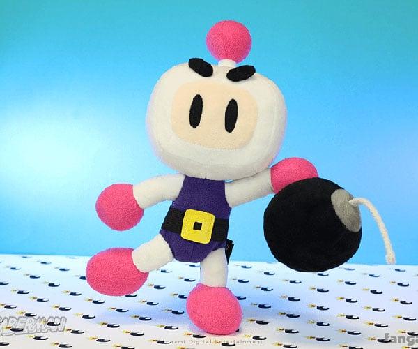 Bomberman Plush