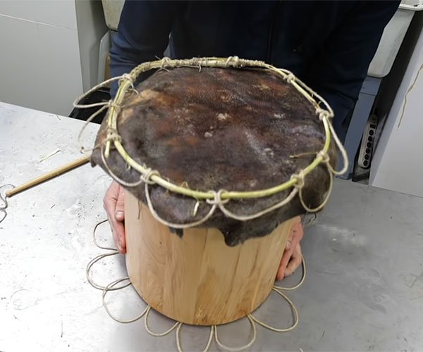 Building a Drum from Scratch
