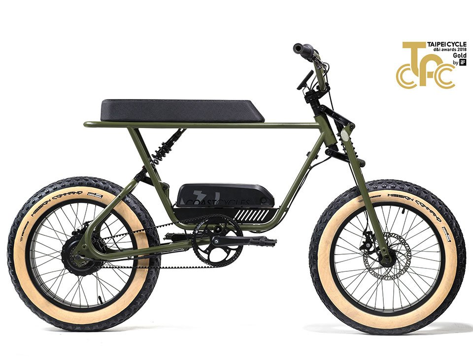 Buzzraw X Electric Bicycle