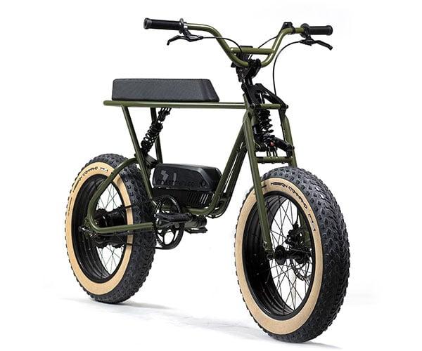 Buzzraw X Electric Bicycle