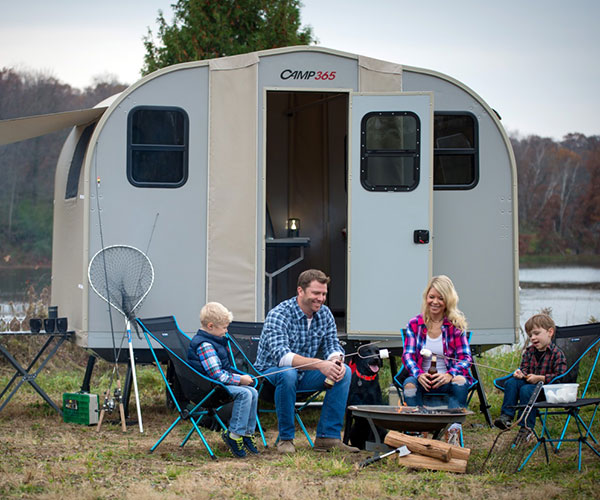 Camp365 Fold-Out Trailer