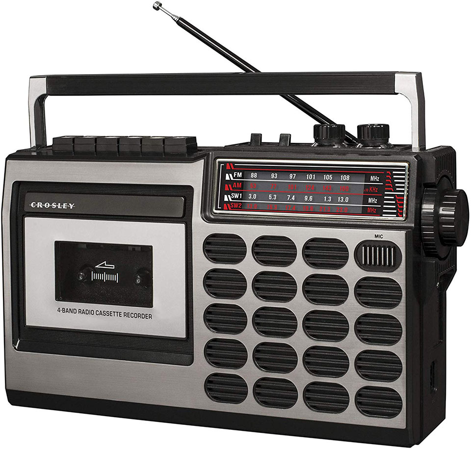 Crosley CT100A Cassette Player