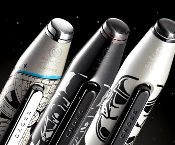 Cross X Star Wars Pens