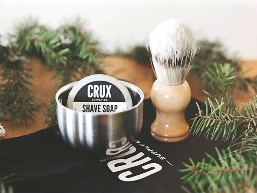 Crux Supply Co. Shaving Bundles