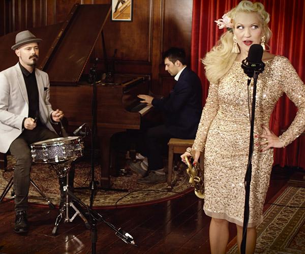 Dancing Queen: Jazz Cover