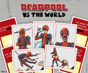 Deadpool vs. The World