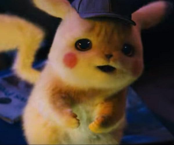 Detective Pikachu (Trailer)