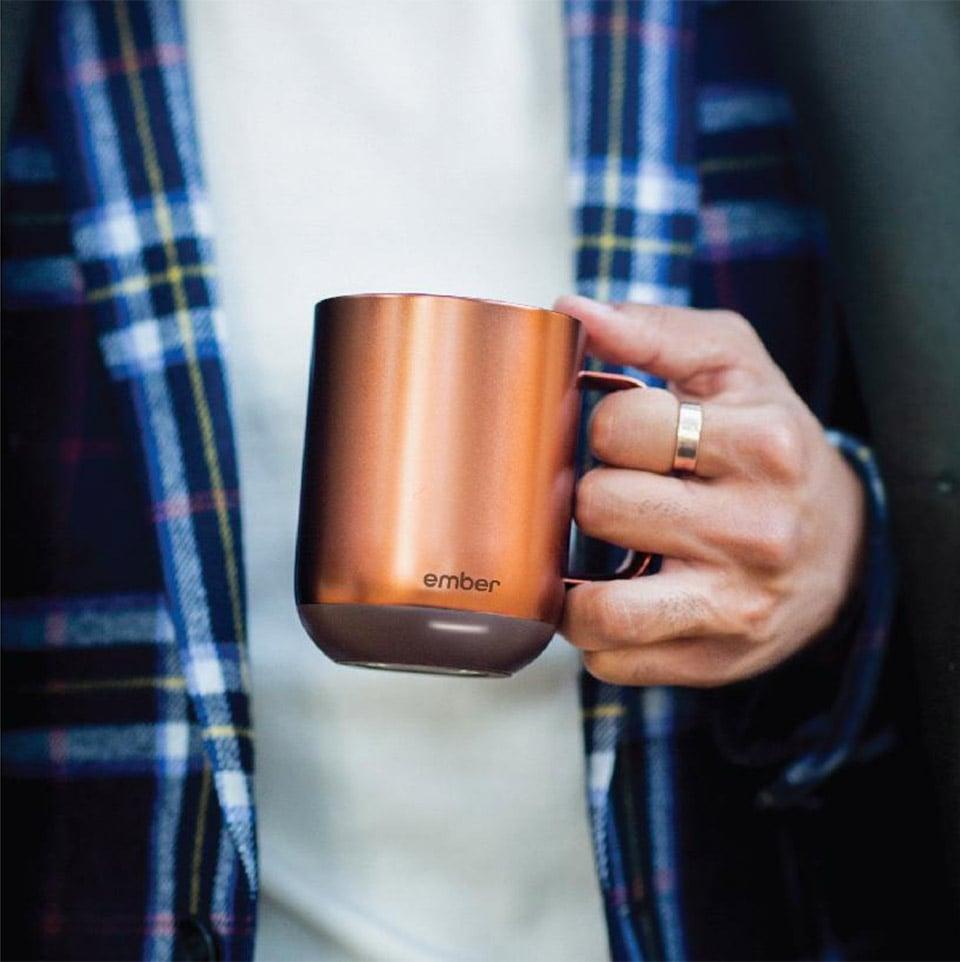 Ember Copper Mug