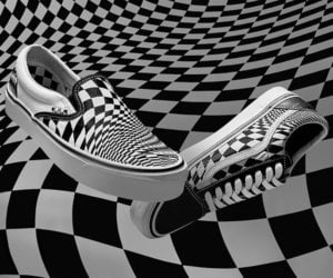 END. x Vans Vertigo