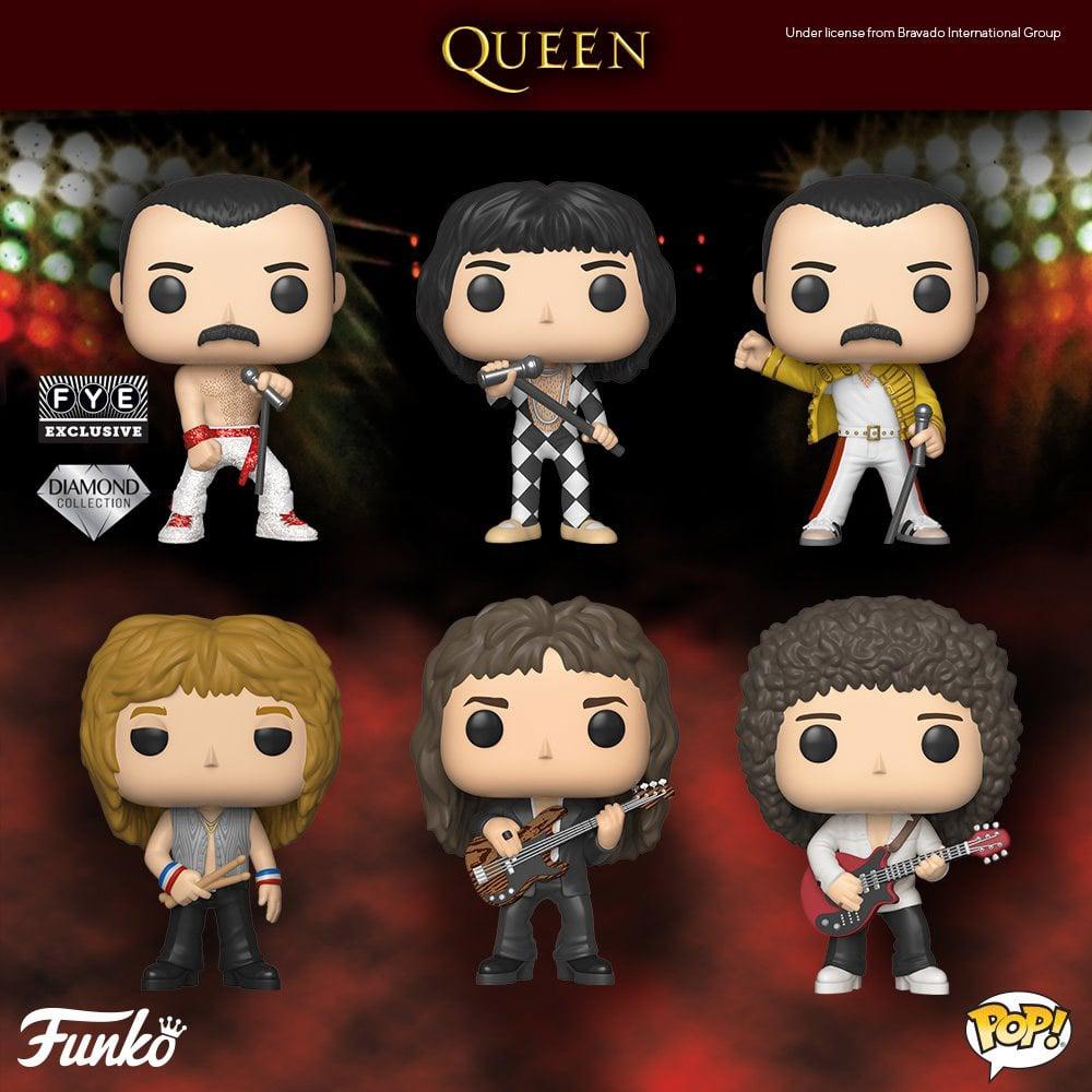 Funko POP! x Queen