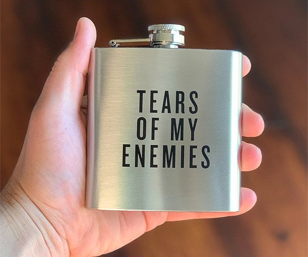 Honest Flasks
