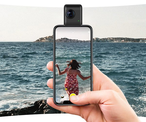 Insta360 Nano S iPhone VR Cam