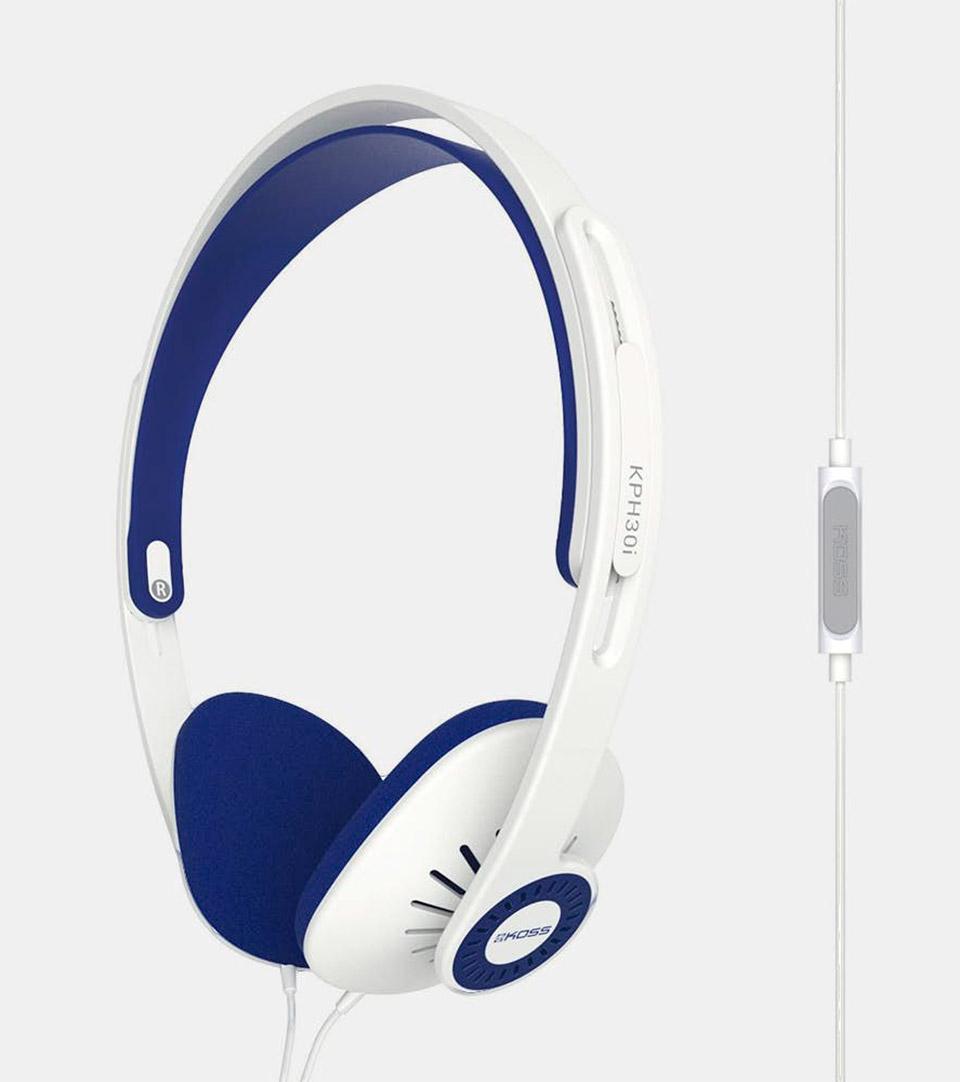 Koss Rhythm Beige Headphones