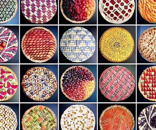 Pie Geometry