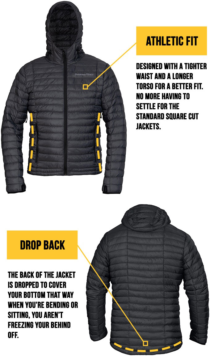 LoftTek Adventure Jacket