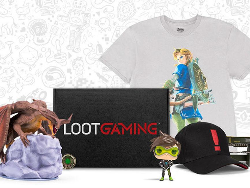 Loot Gaming Subscription
