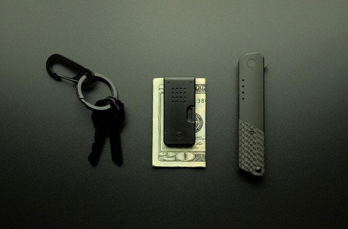 Marq Money Clip & Multitool