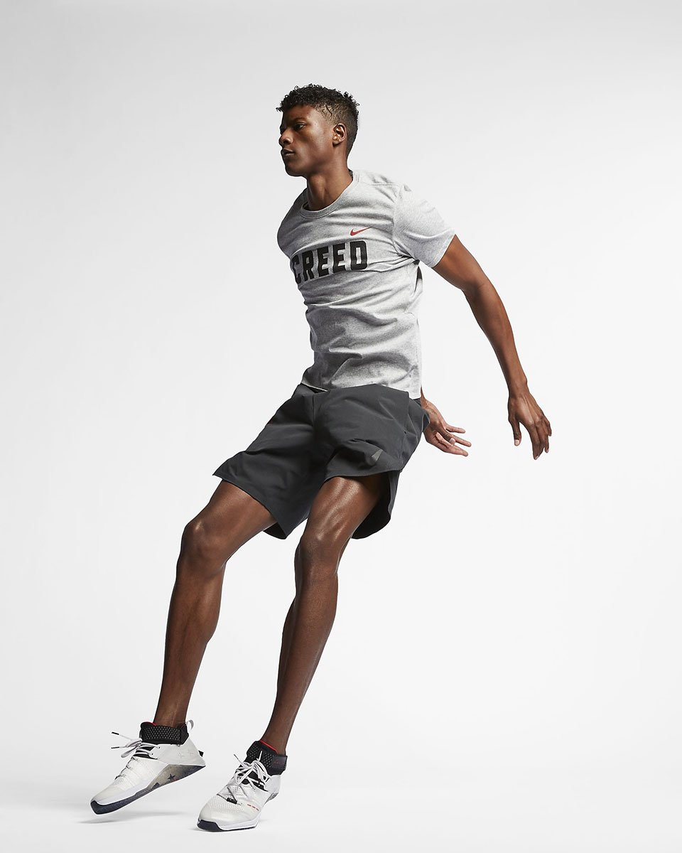6bbc13bf Power Up Your Workout with the Nike x Adonis Creed T-Shirt