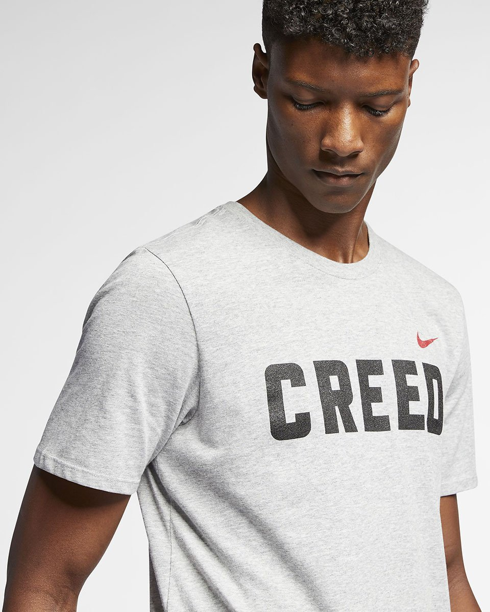 6eb9e2dc96bd31 Power Up Your Workout with the Nike x Adonis Creed T-Shirt