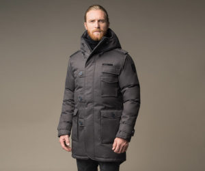 Nobis Shelby Military Parka