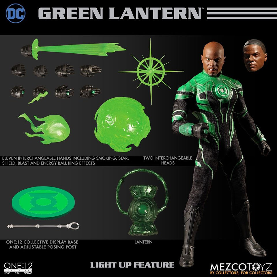 One:12 Collective Green Lantern Figure
