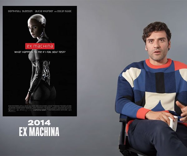 Oscar Isaac on His Famous Roles